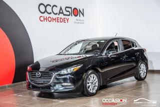Used 2018 Mazda MAZDA3 Sport GS+MAGS+VOLANT/SIEGES CHAUFFANTS+CAM/RECUL for sale in Laval, QC