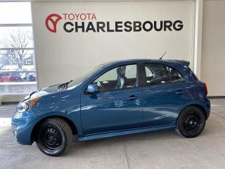 Used 2016 Nissan Micra SR - Automatique - Bas KM !! for sale in Québec, QC