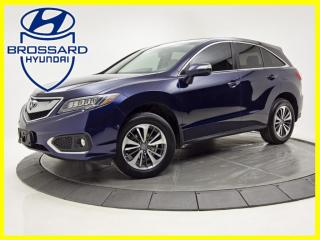 Used 2018 Acura RDX AWD NAV CAM DE RECUL TOIT OUVRANT SIÈGES CLIM for sale in Brossard, QC
