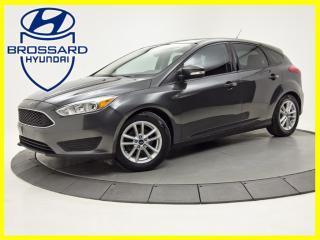 Used 2016 Ford Focus SE BLUETOOTH CRUISE CAM DE RECUL A/C for sale in Brossard, QC