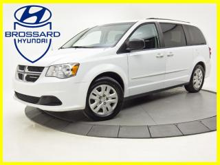 Used 2016 Dodge Grand Caravan A/C BI-ZONE CRUISE Stow and go Complet for sale in Brossard, QC
