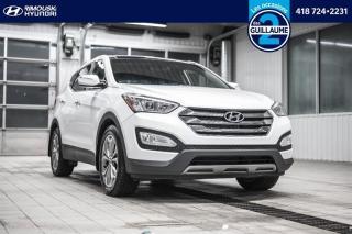 Used 2013 Hyundai Santa Fe 2.0T Limited AWD chez Rimouski Hyundai for sale in Rimouski, QC