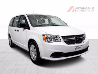 Used 2020 Dodge Grand Caravan SE AIR CLIMATISÉ CAMÉRA DE RECUL for sale in St-Hubert, QC