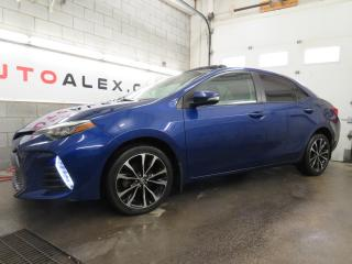 Used 2017 Toyota Corolla SE for sale in St-Eustache, QC