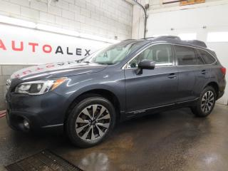 Used 2017 Subaru Outback LIMITED AWD TECH PACK NAVI CAMERA CUIR TOIT for sale in St-Eustache, QC