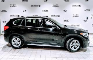Used 2016 BMW X1 XDRIVE28I **TOIT/GPS/CUIR**JAMAIS ACCIDE for sale in St-Eustache, QC