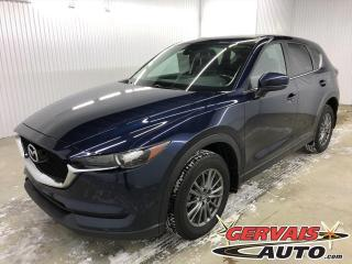Used 2017 Mazda CX-5 GS AWD GPS Cuir/Suède Caméra Mags *Traction intégrale* for sale in Shawinigan, QC