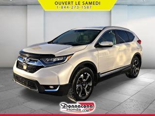 Used 2017 Honda CR-V TOURING AWD * GARANTIE 10 ANS / 200 000 for sale in Donnacona, QC