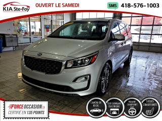 Used 2020 Kia Sedona SX* TOIT OUVRANT* SIEGES CHAUFFANTS* VOL for sale in Québec, QC