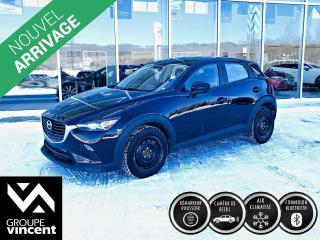 Used 2016 Mazda CX-3 GX ** GARANTIE 10 ANS ** Un VUS agile et fiable! for sale in Shawinigan, QC