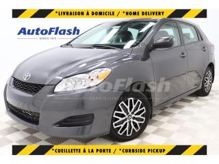 Used 2014 Toyota Matrix AUTO* CRUISE* GE-ELECTRIQUE* for sale in St-Hubert, QC