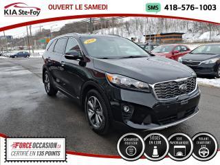Used 2020 Kia Sorento EX* V6* CUIR* AWD* TOIT PANO* VOLANT CHA for sale in Québec, QC