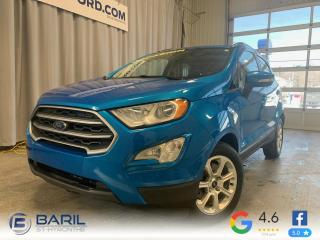 Used 2018 Ford EcoSport SE TA for sale in St-Hyacinthe, QC