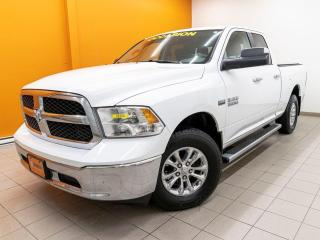 Used 2016 RAM 1500 SLT 4X4 BLUETOOTH ÉCRAN TACTILE *100% APPROUVÉ* for sale in Mirabel, QC