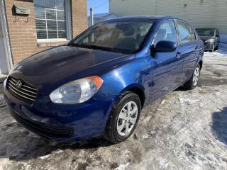 Used 2011 Hyundai Accent Berline 4 portes, boîte automatique, GL for sale in Pointe-Aux-Trembles, QC