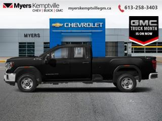New 2021 GMC Sierra 2500 HD SLT for sale in Kemptville, ON
