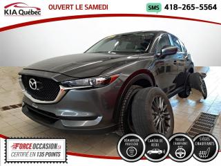 Used 2017 Mazda CX-5 GS* AWD* CAMERA* SIEGES CHAUFFANTS* for sale in Québec, QC