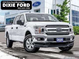 Used 2020 Ford F-150 XLT for sale in Mississauga, ON