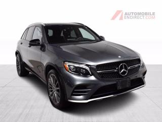 Used 2017 Mercedes-Benz GL-Class GLC43 AMG 4Matic Cuir Toit Pano GPS Caméra for sale in Île-Perrot, QC