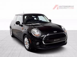 Used 2017 MINI Cooper Hardtop CUIR TOIT PANO MAGS GROS ECRAN for sale in Île-Perrot, QC