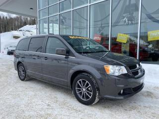 Used 2017 Dodge Grand Caravan SXT PREMIUM PLUS , BLUETOOTH , CAM DE RE for sale in Ste-Agathe-des-Monts, QC
