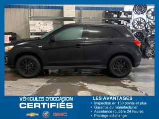 Used 2015 Mitsubishi RVR SE for sale in Amos, QC