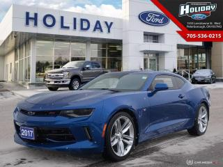Used 2017 Chevrolet Camaro 2LT for sale in Peterborough, ON