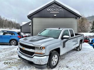 Used 2019 Chevrolet Silverado 1500 LT cabine double 4RM avec 1LT 5.3 for sale in Ste-Brigitte-de-Laval, QC