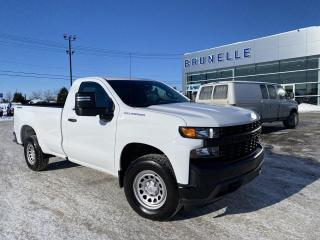 Used 2020 Chevrolet Silverado 1500 WORK TRUCK 5,3L 4x4 for sale in St-Eustache, QC