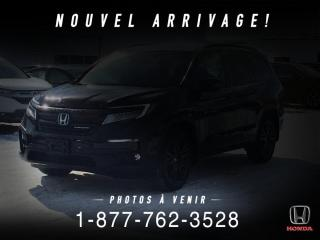 Used 2019 Honda Pilot BLACK EDITION + AWD + NAVI + CUIR + WOW! for sale in St-Basile-le-Grand, QC