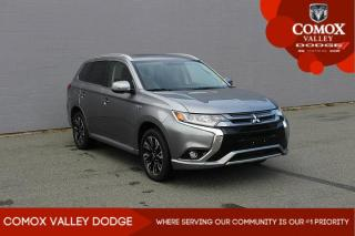 Used 2018 Mitsubishi Outlander Phev SE S-AWC for sale in Courtenay, BC