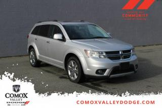 Used 2011 Dodge Journey AWD 4dr R/T for sale in Courtenay, BC