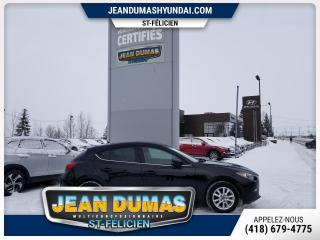 Used 2016 Mazda MAZDA3 MODÈLE GS SPORT GPS BLUETOOTH ROUE MAG S for sale in St-Félicien, QC