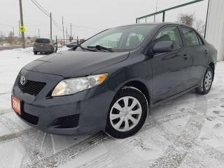 Used 2009 Toyota Corolla CE for sale in Beamsville, ON