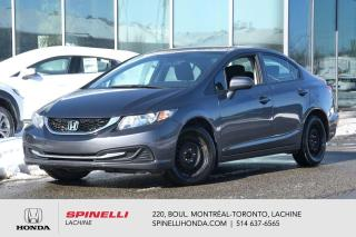 Used 2015 Honda Civic DEAL PENDING  EX AUTO TOIT BAS KM AUTO AC MAGS TOIT OUVRANT ++ for sale in Lachine, QC