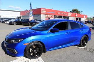 Used 2019 Honda Civic Sedan LX CVT for sale in Surrey, BC