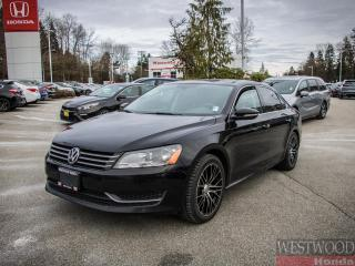 Used 2012 Volkswagen Passat COMFORTLINE for sale in Port Moody, BC