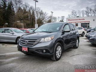 Used 2013 Honda CR-V EX for sale in Port Moody, BC