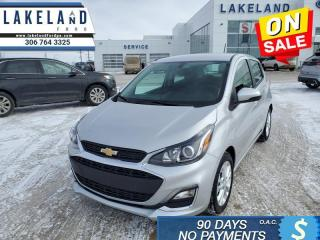 Used 2020 Chevrolet Spark LT  -  Heated Mirrors - $109 B/W for sale in Prince Albert, SK