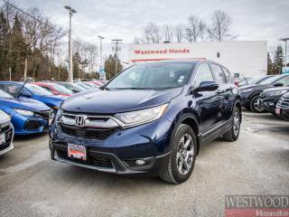 Used 2018 Honda CR-V EX-L for sale in Port Moody, BC