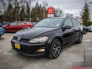 Used 2016 Volkswagen Golf Sportwagon S for sale in Port Moody, BC