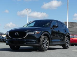 Used 2018 Mazda CX-5 GT AWD CUIR TOIT OUVRANT for sale in St-Georges, QC