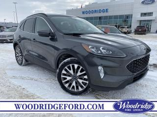 Used 2020 Ford Escape Titanium CERTIFIED PREOWNED 1.9% OAC. AND 1 ADDITIONAL YEAR OF WARRNTY for sale in Calgary, AB