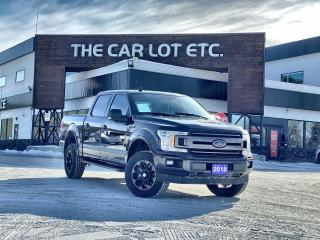 Used 2018 Ford F-150 XLT SPORT- 4x4! Navigation!! Apple CarPlay!! Back-up Camera!! Heated Seats!! Trailer Back-up Assist!! for sale in Sudbury, ON