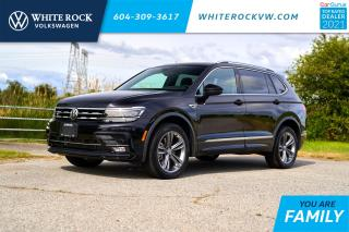 New 2021 Volkswagen Tiguan Highline *DIGITAL DASH* *LANE ASSIST* *ADAPTIVE CRUISE* *LEATHER* *SUNROOF* for sale in Surrey, BC