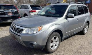 Used 2009 Subaru Forester (Natl) X w/Prem/All-Weather for sale in Tiny, ON