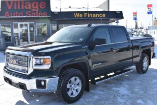 Used 2015 GMC Sierra 1500 SLE HEATED SEATS! CRUISE CONTROL! BLUETOOTH! for sale in Saskatoon, SK