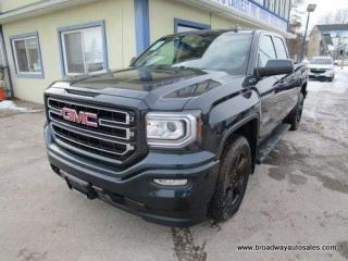 Used 2019 GMC Sierra 1500 LIKE NEW ELEVATION-LIMITED-EDITION 6 PASSENGER 5.3L - V8.. 4X4.. QUAD-CAB.. SHORTY.. TRAILER BRAKE.. BACK-UP CAMERA.. BLUETOOTH SYSTEM.. for sale in Bradford, ON