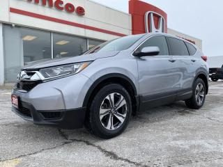 Used 2017 Honda CR-V LX for sale in Simcoe, ON