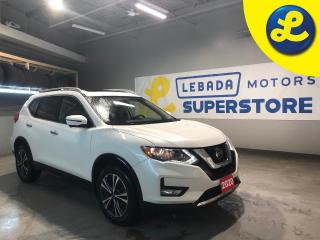 Used 2020 Nissan Rogue SV AWD * Navigation * Panoramic Sunroof * Power Lift Gate * Remote Start * Apple & Android * Heated Seats * Heated Steering Wheel * Intelligent Lane I for sale in Cambridge, ON
